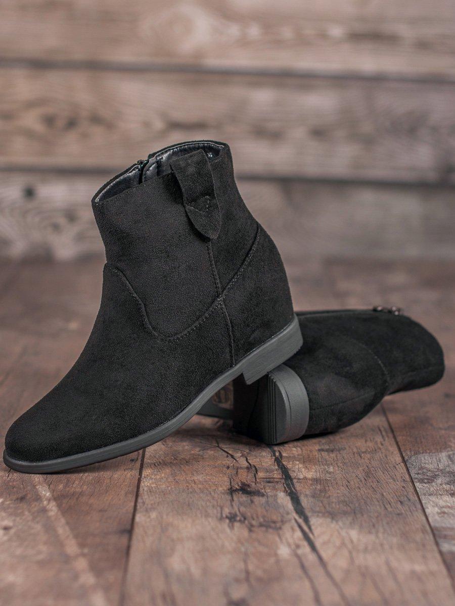 czas na buty botki damskie