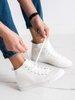 WYSOKIE TRAMPKI FASHION SPORTS SHOES